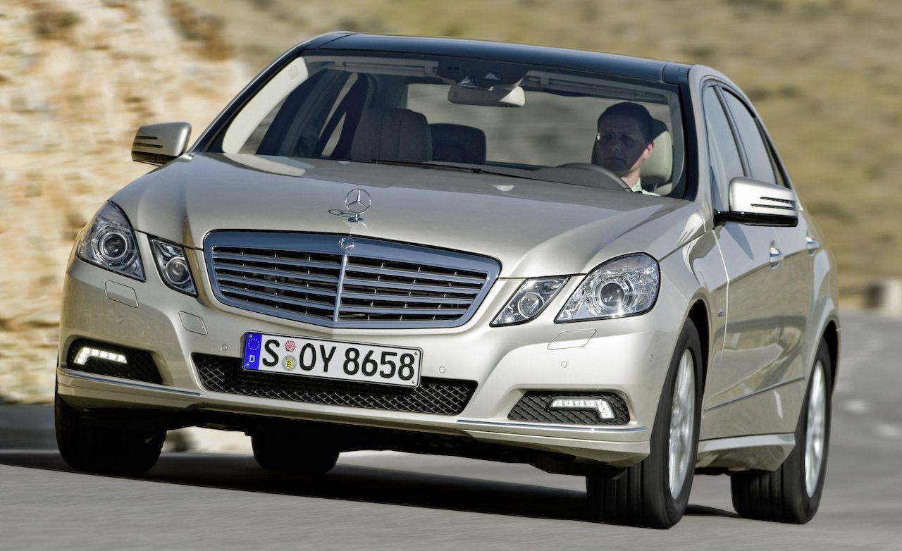 2010 Mercedes-Benz E-class / E550 Sedan