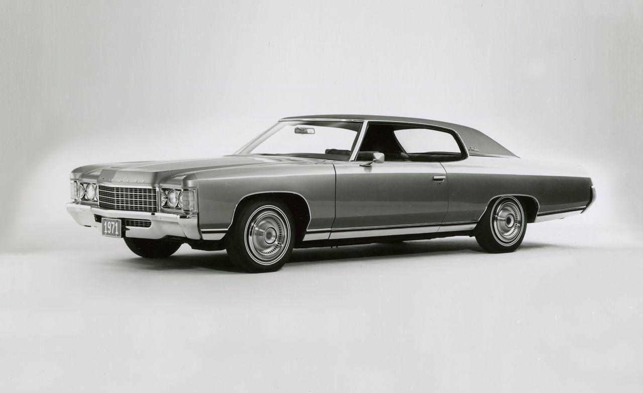 New Chevy Impala >> 1971 Chevrolet Impala