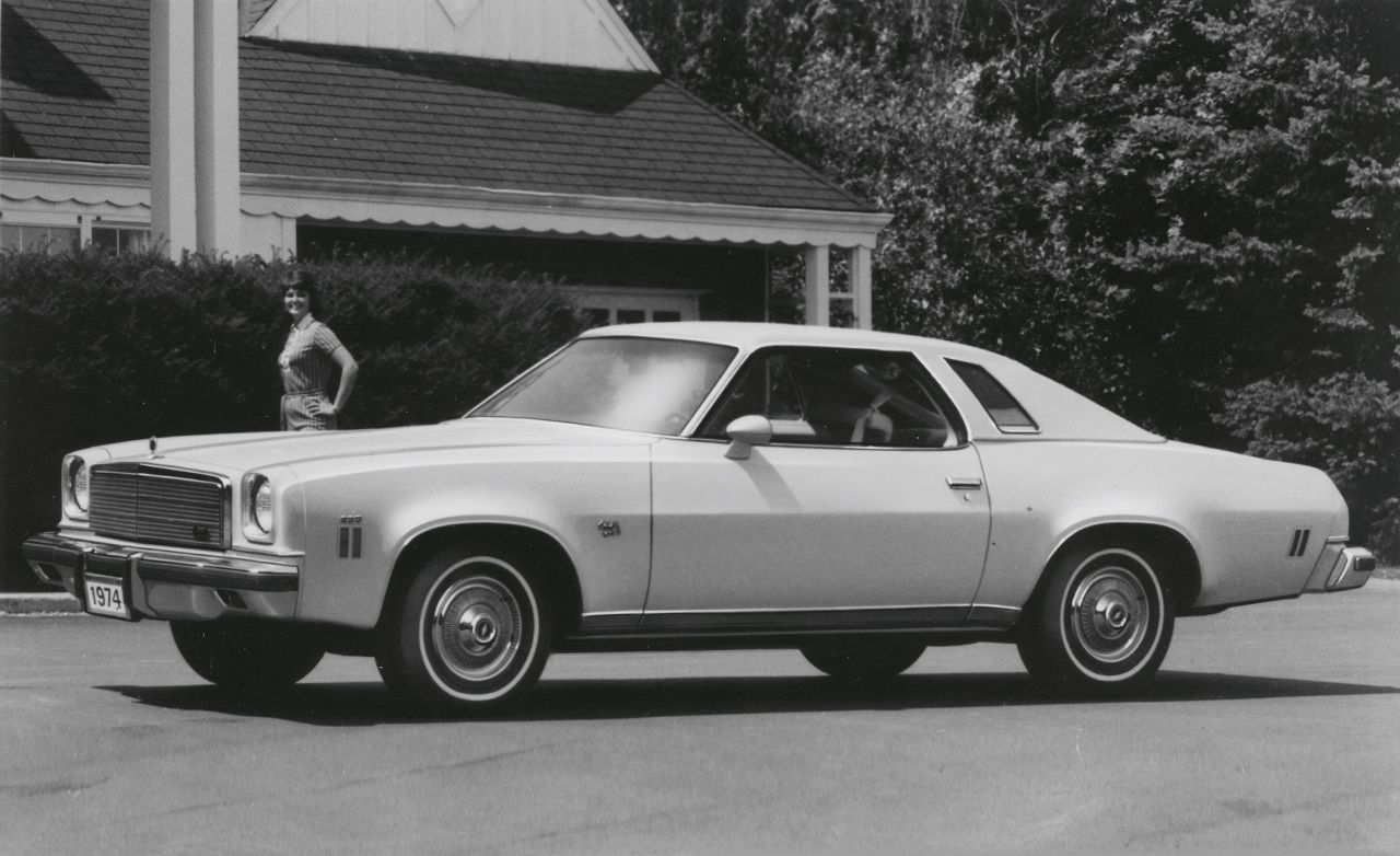 Malibu chevy classic malibu : 1974 Chevrolet Malibu Classic | Archived Feature | Features | Car ...