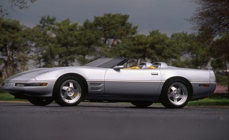 Chevrolet Corvette ZR-1 Spyder Prototype