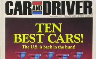 1993 10Best Cars