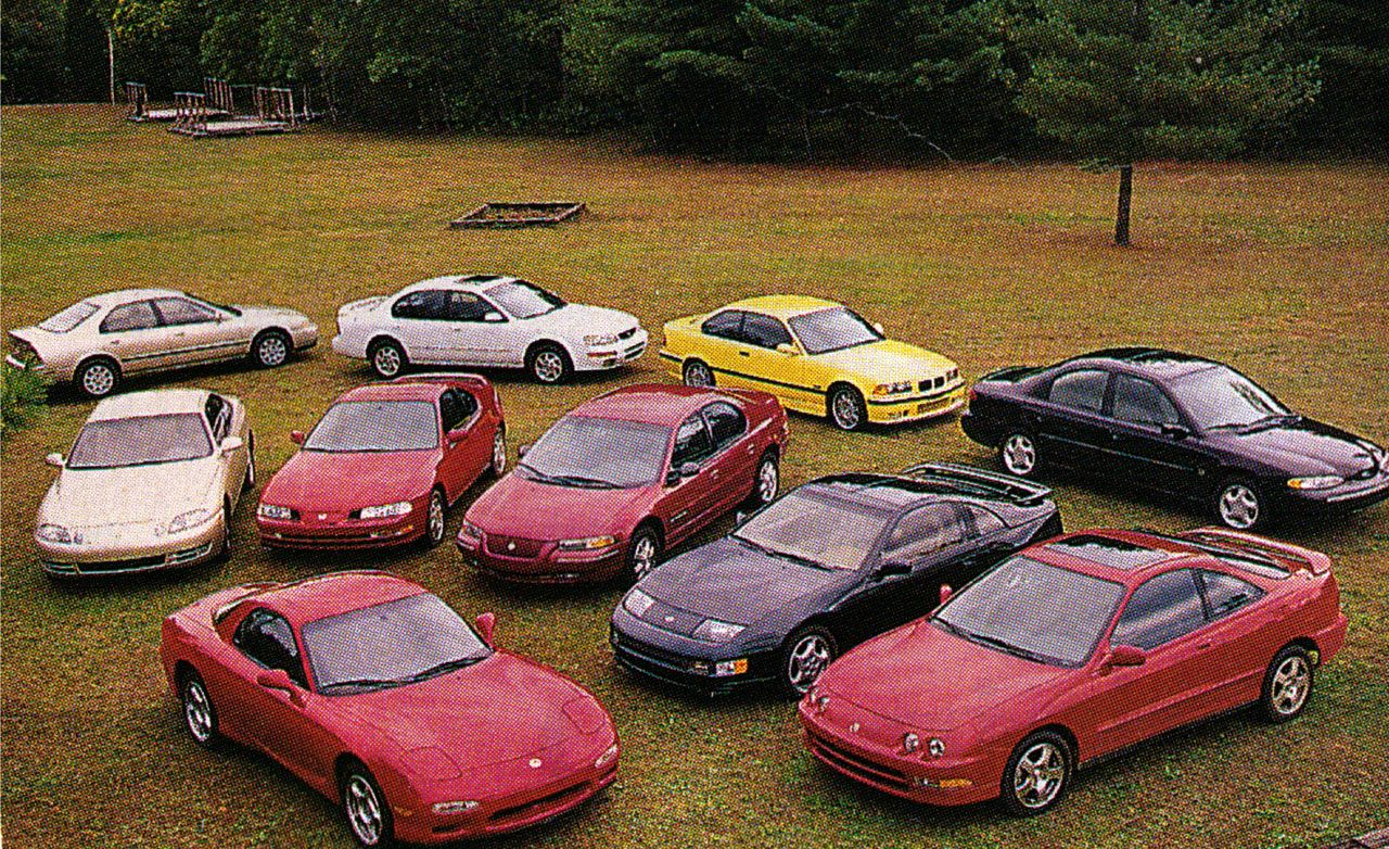1995 mazda rx-7 | 10best cars | features | car and driver
