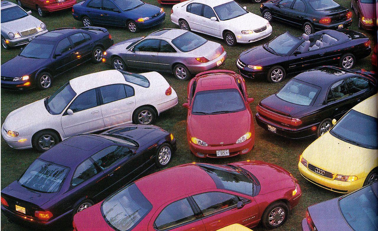 1997 10Best Cars