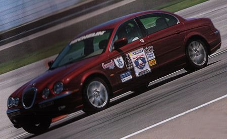 1999 One Lap of America: A Persistence of Things Fast