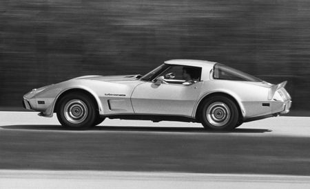 Chevrolet Corvette L48 Turbo Prototype
