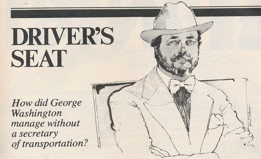 David E. Davis Jr.: Driver's Seat, July 1979