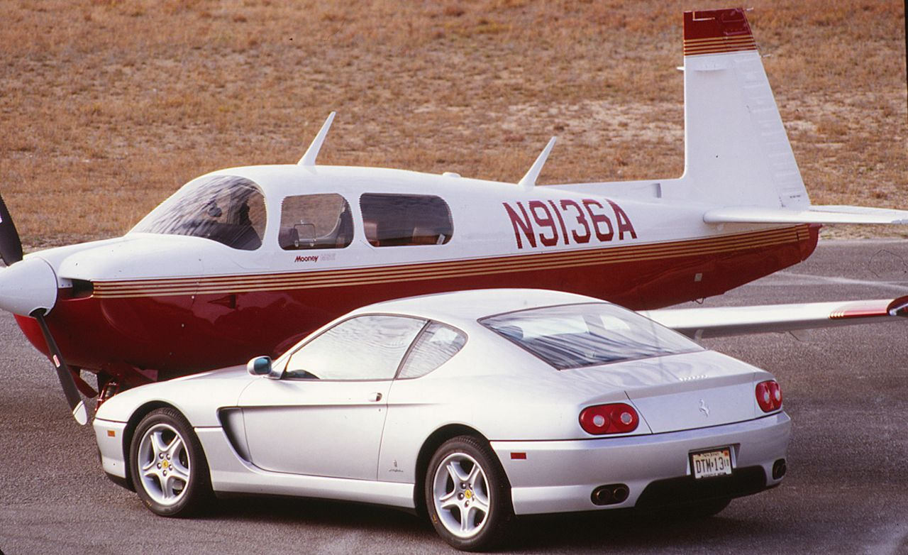 Fear of Flying: Ferrari vs. Plane, The Sequel
