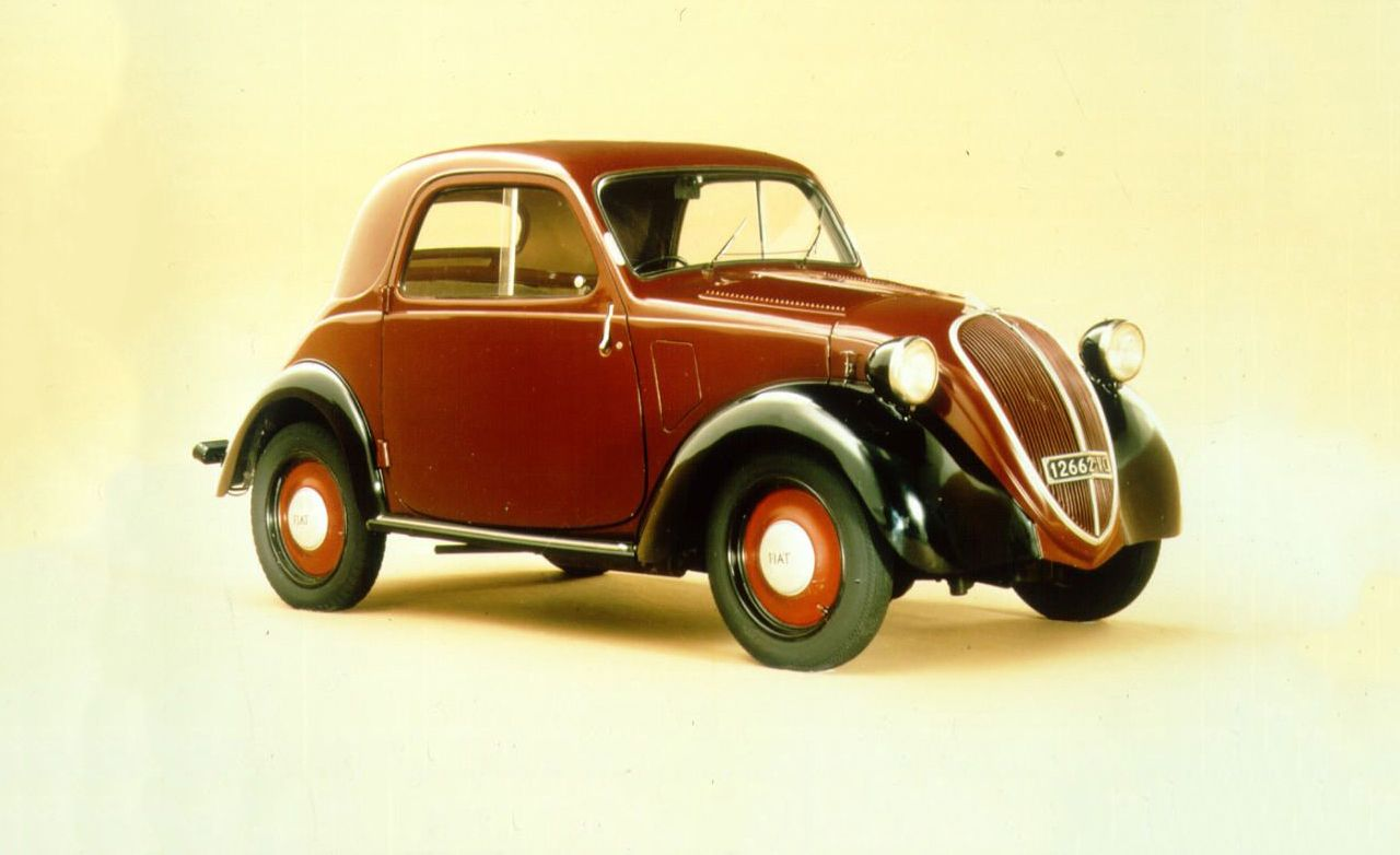 Fiat Topolino The Original 500 Archived Feature Car And Driver 1970 For Sale
