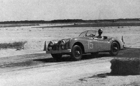 Notes on the 140 (Jaguar XK140)