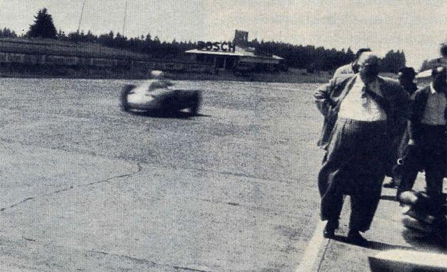 Racing's Unloved Genius: Alfred Neubauer, the Man Behind Mercedes' Silver Arrows