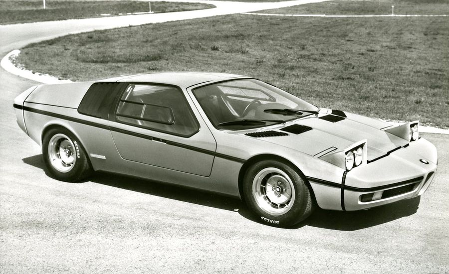 The History of the BMW M1