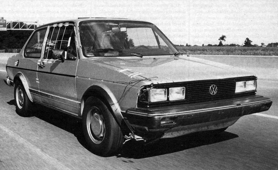 Mission Improbable: The Nonstop, Cross-Country Volkswagen Jetta Voyage