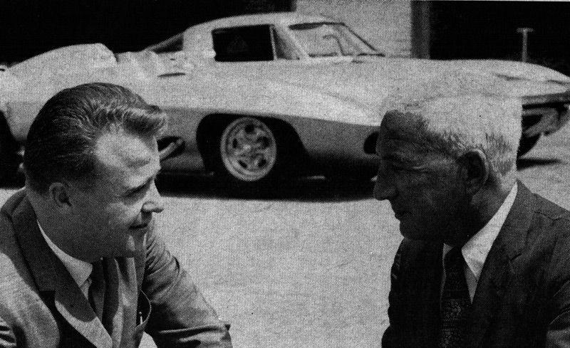 1963 Chevrolet Corvette Sting Ray Coupé
