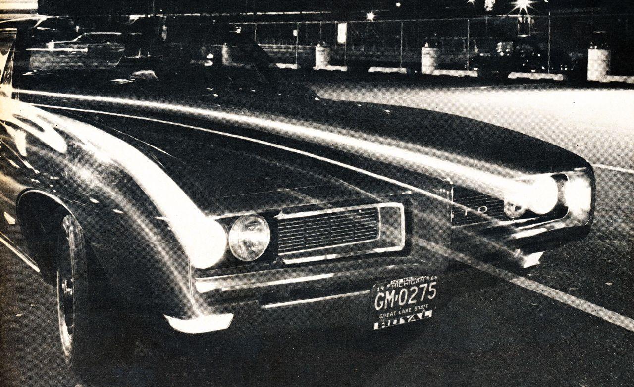 Pontiac Firebird Trans Am Sd 455 Archived Test Review Car And Driver 1968 Bobcat Engine Diagram