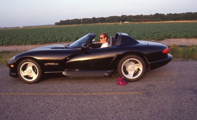 From the Archives: Road Tripping from Minnesota to Louisiana in a Dodge Viper