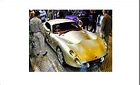 TVR Tuscan R Show Car