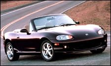 Mazda Miata Special Edition
