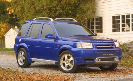 Callaway Freelander Supercharged-Performance