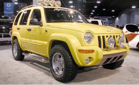 Jeep Liberty Patriot