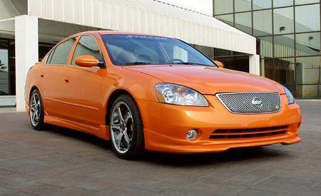 Stillen Nissan Altima