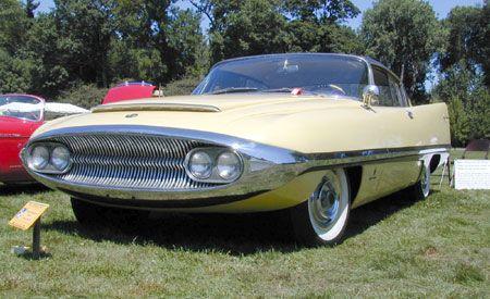 1958 Dual-Ghia 400
