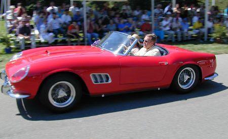 1963 Ferrari 250 GT California SWB