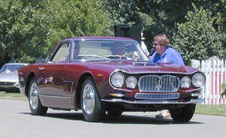 1963 Maserati 5000GT