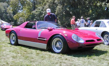 1967 Bizzarini Spyder SI