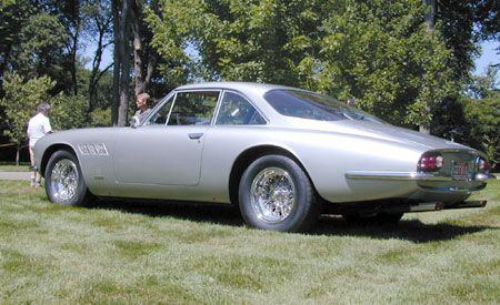 1967 Ferrari 500 Superfast