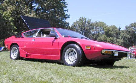 1974 Lamborghini P250 Uraco S