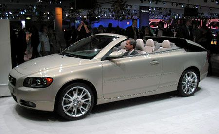 volvo c70 convertible. Black Bedroom Furniture Sets. Home Design Ideas