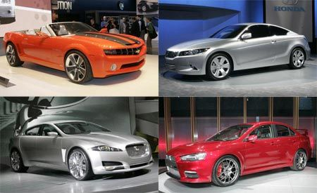 Most Significant Concepts of the 2007 Detroit Auto Show