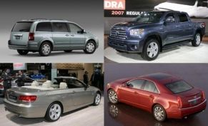 Most Significant Production Debuts of the 2007 Detroit Auto Show