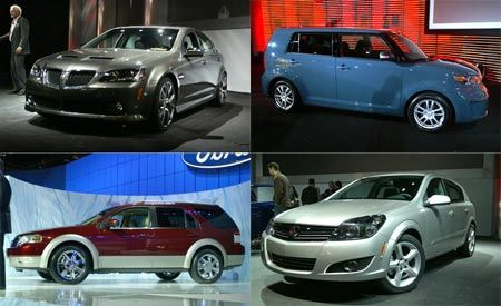 The Best New Cars at the 2007 Chicago Auto Show