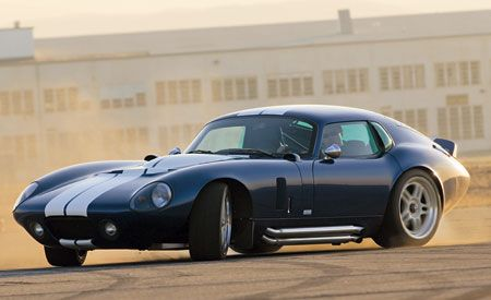 The Outsiders: 2006 Superformance Brock Coupe