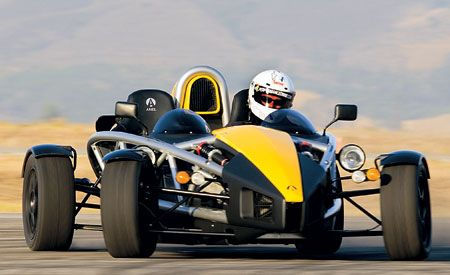 The Outsiders: 2007 Ariel Atom 2