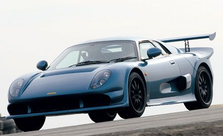 The Outsiders: 2007 Noble M400