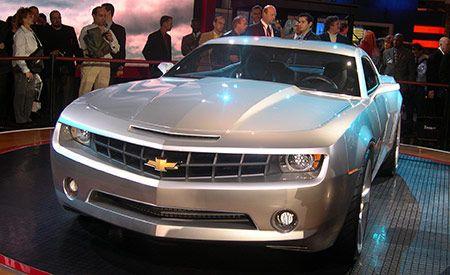 2008 Chevrolet Camaro Concept