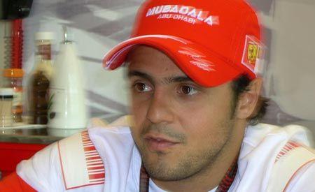 Formula 1's Felipe Massa