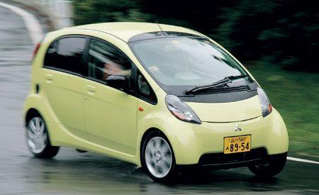 2006 Mitsubishi i