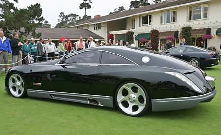 Pebble Beach Concours DElegance Photo Gallery - Pebble beach car show ticket prices