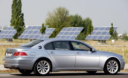 2007 BMW Hydrogen 7