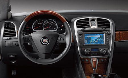 2007 Cadillac SRX | Car News | News | Car and Driver