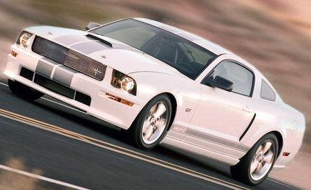 2007 Ford Mustang Shelby GT announced