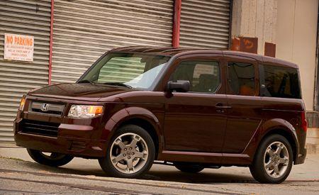 2007 Honda Element SC Hits the Streets