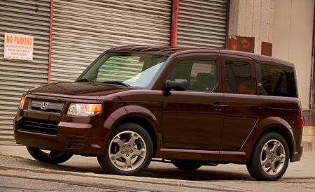 2007 Honda Element SC Hits the Streets