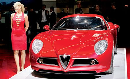 Alfa Romeo Returns!