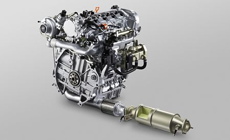 Honda to launch clean diesel in the U.S. within three years.