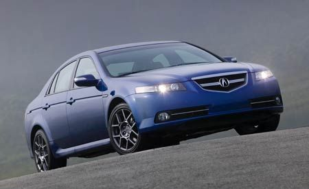 News: Acura brings TL Type-S back for 2007