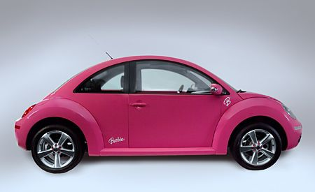 Volkswagen Barbie Beetle